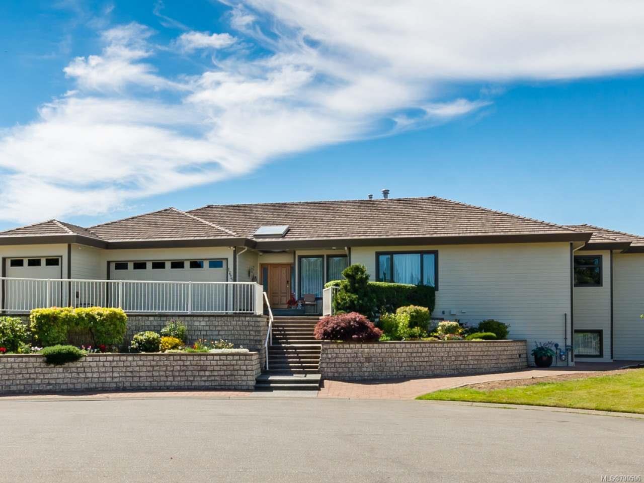 Main Photo: 1657 Islington Crt in COMOX: CV Comox (Town of) House for sale (Comox Valley)  : MLS®# 790596