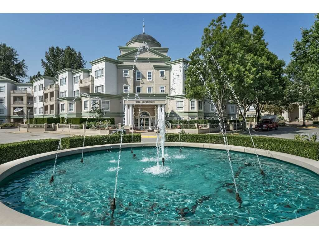 """Main Photo: 111 2975 PRINCESS Crescent in Coquitlam: Canyon Springs Condo for sale in """"THE JEFFERSON"""" : MLS®# R2295196"""