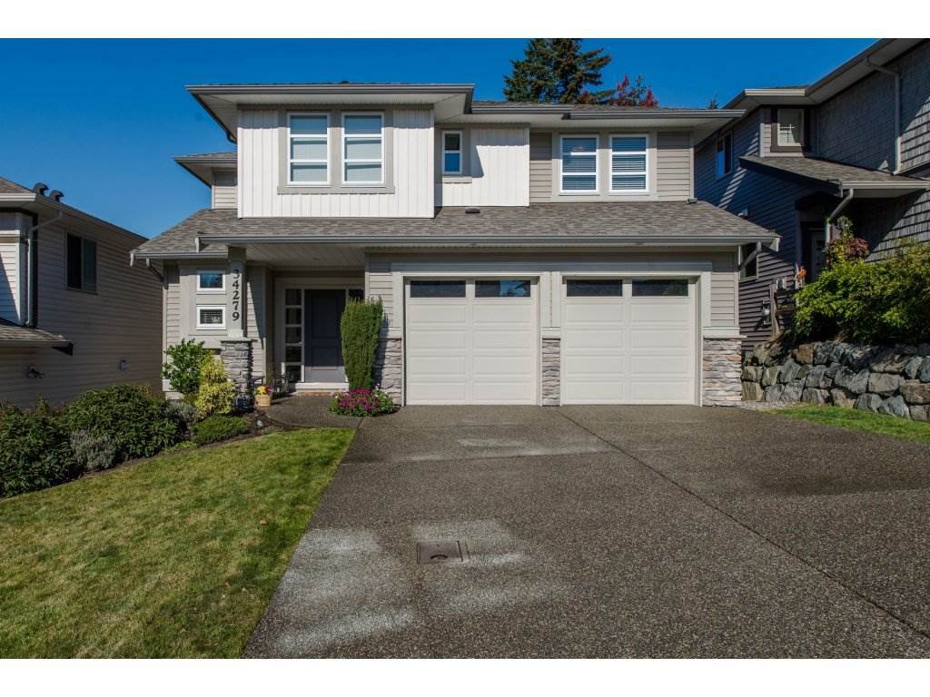 """Main Photo: 34279 LUKIV Terrace in Abbotsford: Abbotsford East House for sale in """"Foxwood"""" : MLS®# R2315854"""