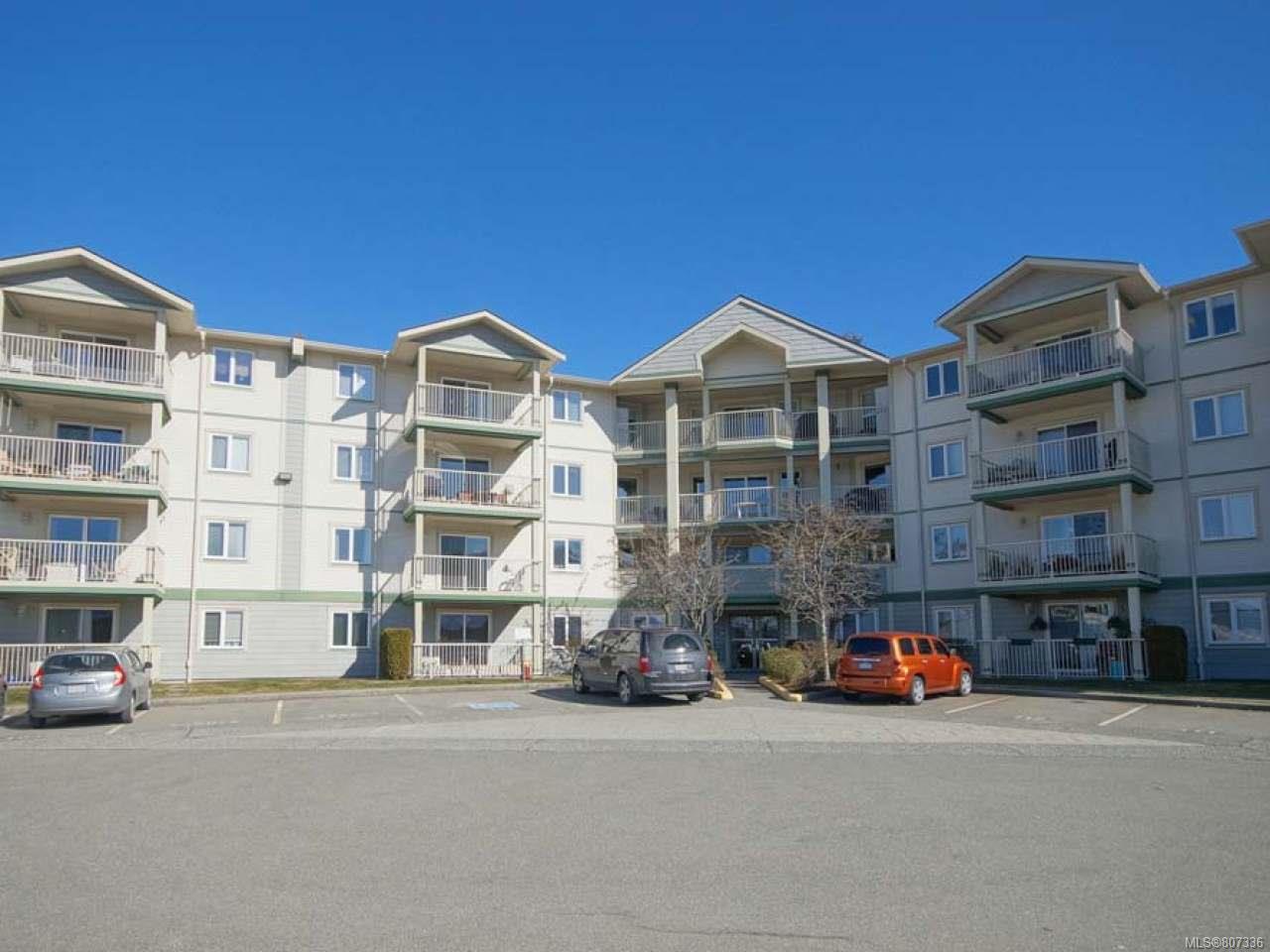 Main Photo: 115 4971 SONGBIRD PLACE in NANAIMO: Na Uplands Condo for sale (Nanaimo)  : MLS®# 807336