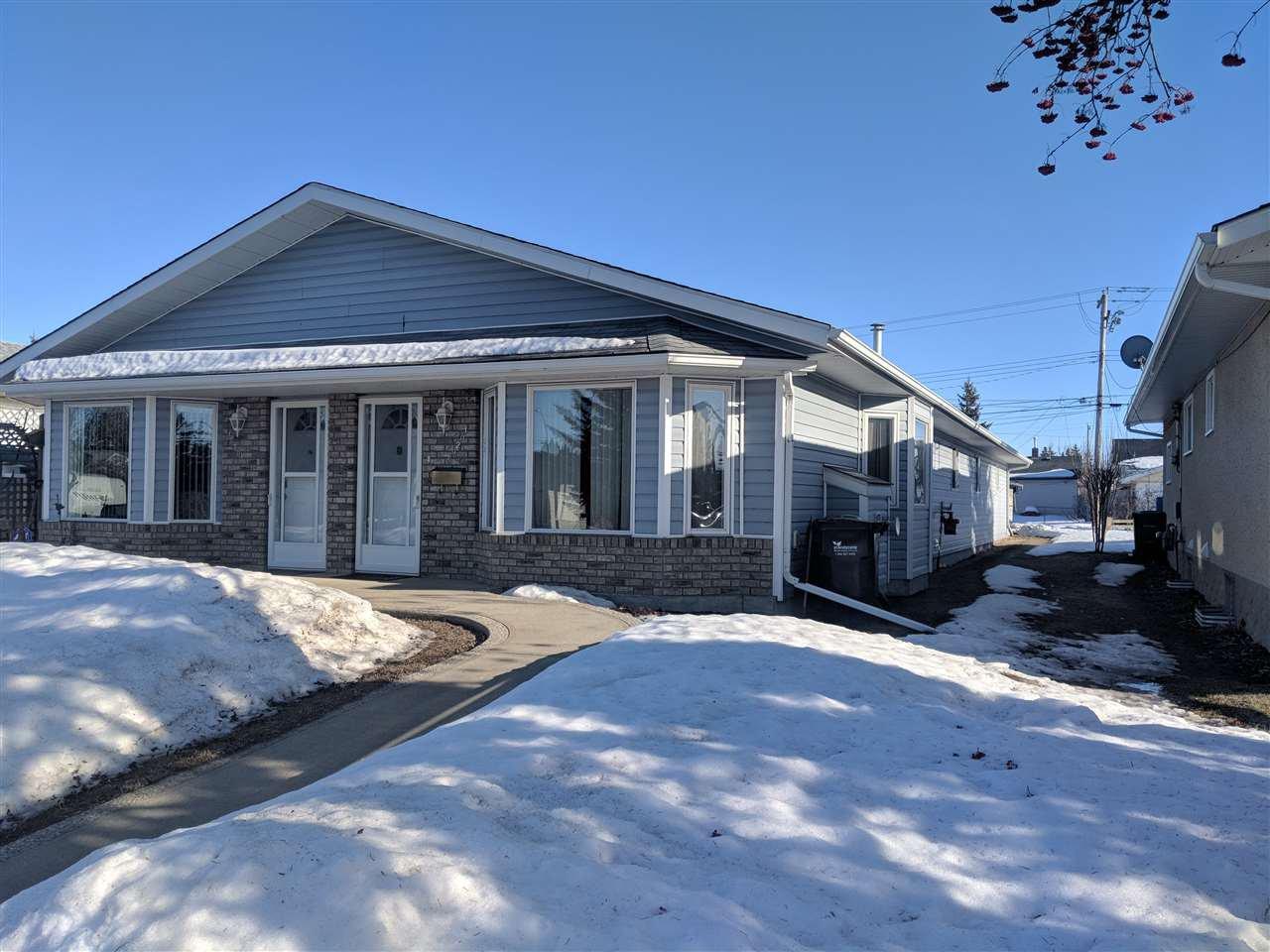 Main Photo: : Westlock House Half Duplex for sale : MLS®# E4148987