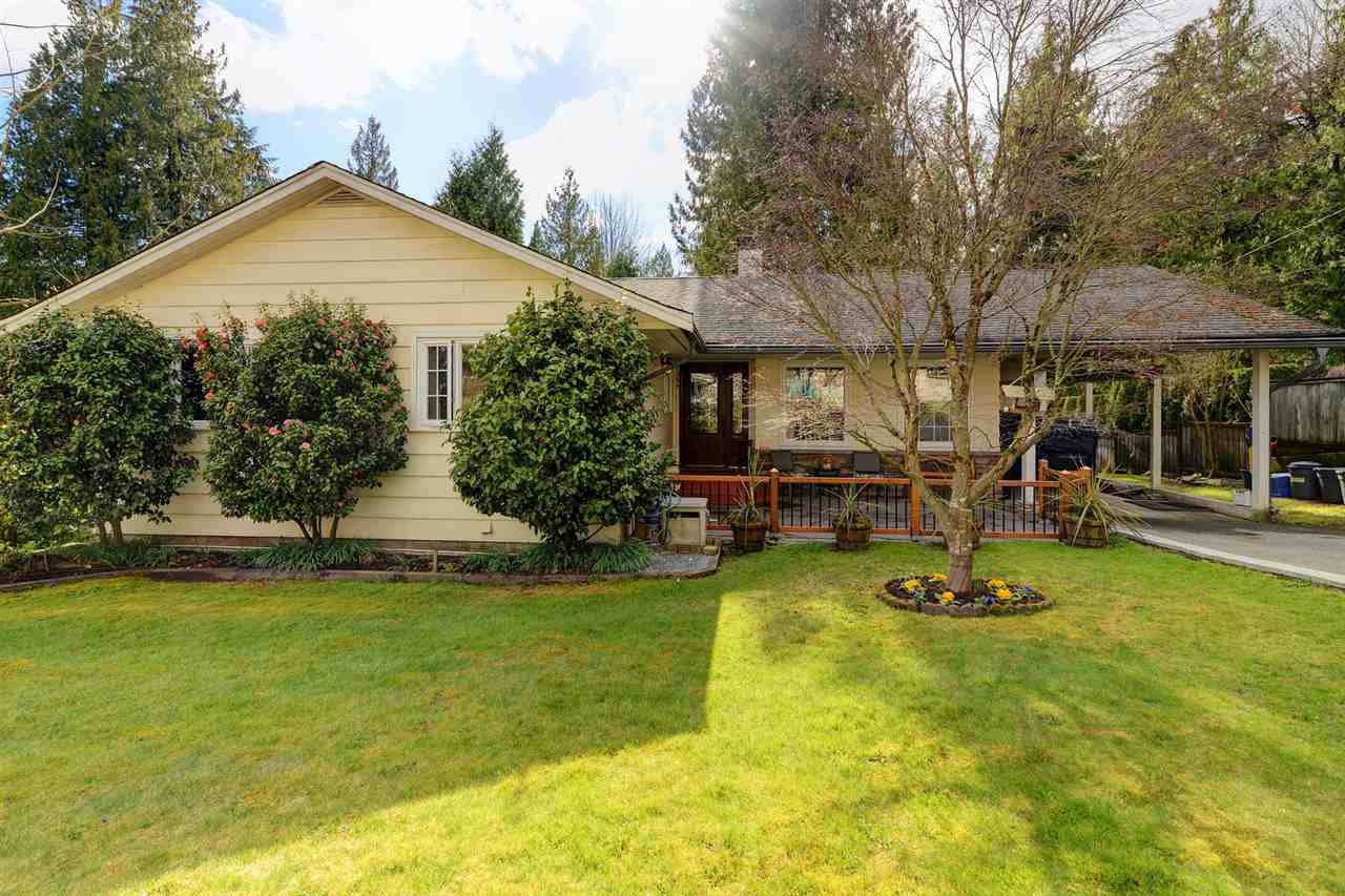 Main Photo: 1394 MADORE Avenue in Coquitlam: Central Coquitlam House for sale : MLS®# R2352555