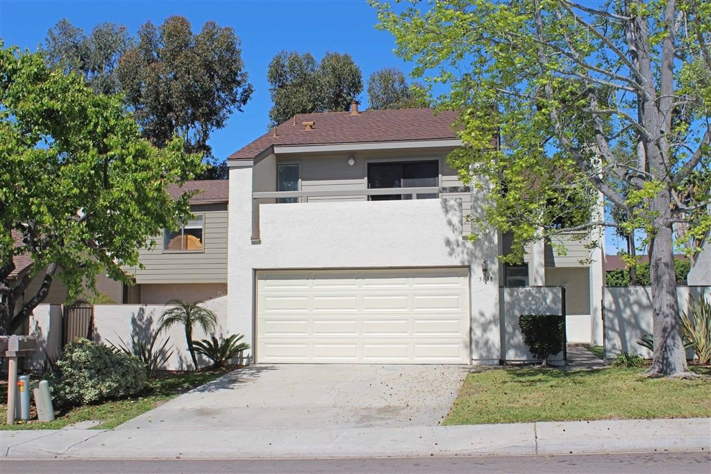 Main Photo: TIERRASANTA House for sale : 3 bedrooms : 5838 Portobelo Court in San Diego