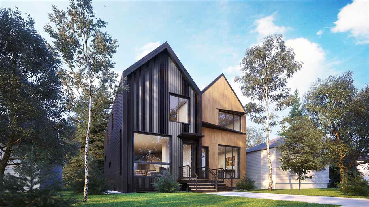 Main Photo: 7540 81 Avenue in Edmonton: Zone 17 Attached Home for sale : MLS®# E4159011