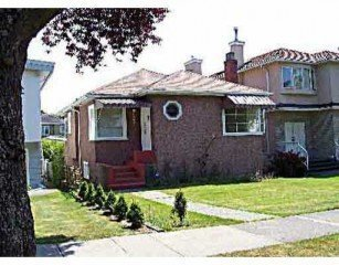 Main Photo:  in Vancouver: Marpole Home for sale ()  : MLS®# V411279