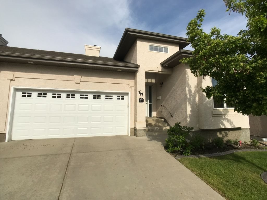Main Photo: 37 1251 Rutherford Road in Edmonton: Zone 55 Townhouse for sale : MLS®# E4160889