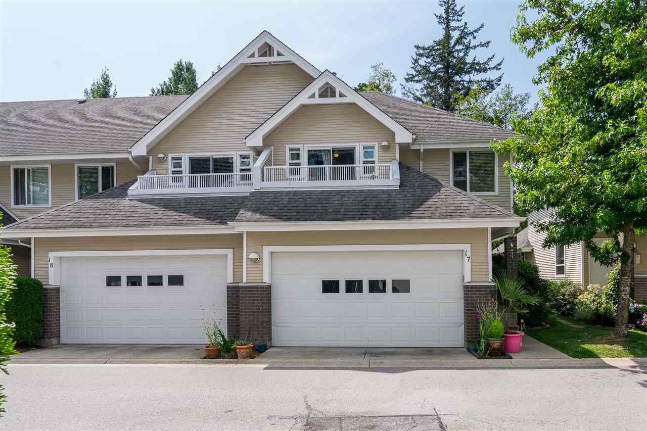 "Main Photo: 17 13918 58 Avenue in Surrey: Panorama Ridge Townhouse for sale in ""Alder Park"" : MLS®# R2393789"