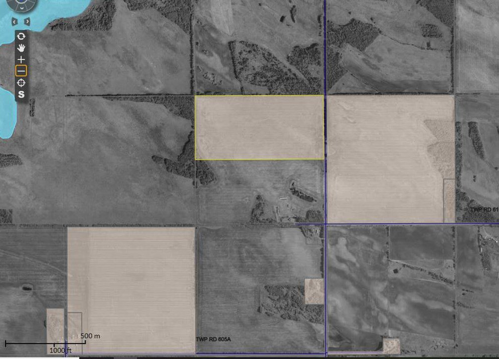 Main Photo: 254 TWP 610: Rural Westlock County Rural Land/Vacant Lot for sale : MLS®# E4191915