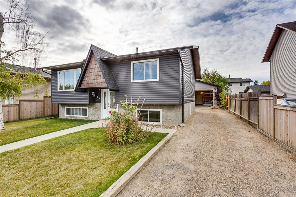 Main Photo: 85 BIG SPRINGS Drive SE: Airdrie Detached for sale : MLS®# A1037213