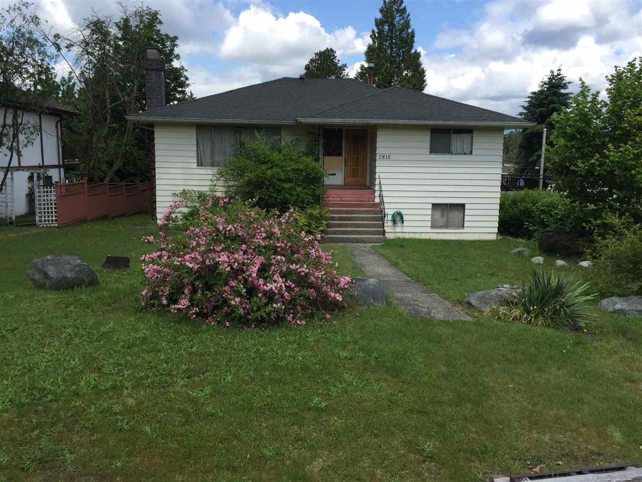 Main Photo: 7815 ALLMAN Street in Burnaby: Burnaby Lake House for sale (Burnaby South)  : MLS®# R2527413