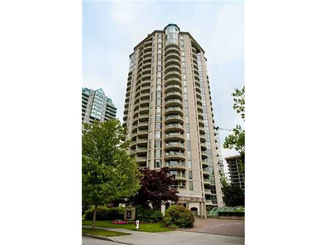 "Main Photo: 1402 6188 PATTERSON Avenue in Burnaby: Metrotown Condo for sale in ""WIMBLEDON CLUB"" (Burnaby South)  : MLS®# V893740"
