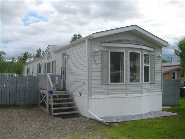 "Main Photo: 5094 HENREY Road in Prince George: Lafreniere Manufactured Home for sale in ""LAFRENIERE"" (PG City South (Zone 74))  : MLS®# N210990"