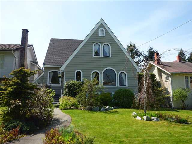 Main Photo: 818 FIFTH Street in New Westminster: GlenBrooke North House for sale : MLS®# V1003886