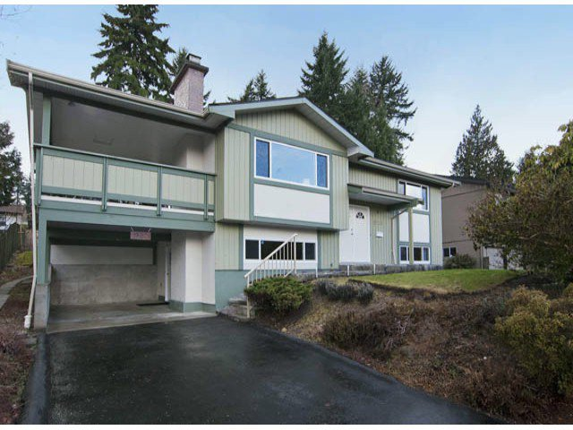 Main Photo: 2730 PILOT Drive in Coquitlam: Ranch Park House for sale : MLS®# V1047990