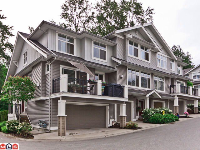 """Main Photo: 47 20449  66TH AV in Langley: Willoughby Heights Townhouse for sale in """"Nature's Landing"""" : MLS®# F1214170"""
