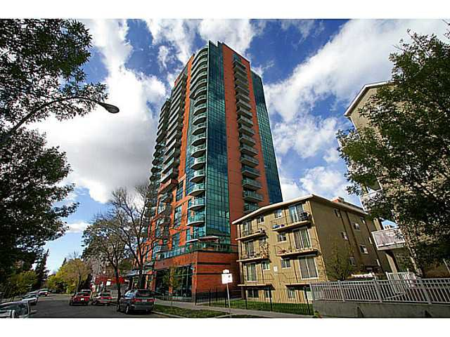 Main Photo: 1406 836 15 Avenue SW in CALGARY: Connaught Condo for sale (Calgary)  : MLS®# C3608885