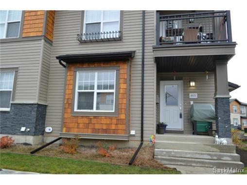 Main Photo: 803 1015 Patrick Crescent in Saskatoon: Willowgrove Complex for sale (Saskatoon Area 01)  : MLS®# 516216