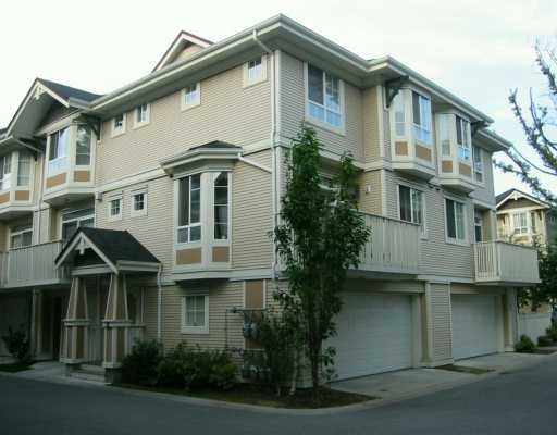 """Main Photo: 14 9079 JONES RD in Richmond: McLennan North Townhouse for sale in """"THE PAVILIONS"""" : MLS®# V607608"""