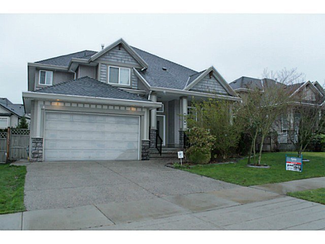 Main Photo: 6338 165TH Street in Surrey: Cloverdale BC House for sale (Cloverdale)  : MLS®# F1434878