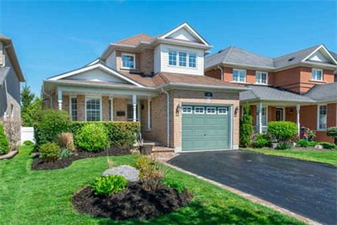 Main Photo: 53 N Lady May Drive in Whitby: Rolling Acres House (Bungaloft) for sale : MLS®# E3206710