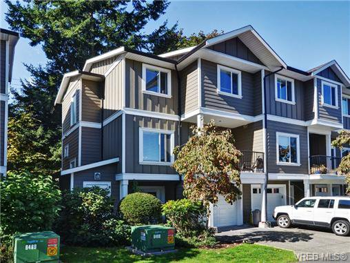 Main Photo: 5 6961 East Saanich Rd in SAANICHTON: CS Tanner Row/Townhouse for sale (Central Saanich)  : MLS®# 713075