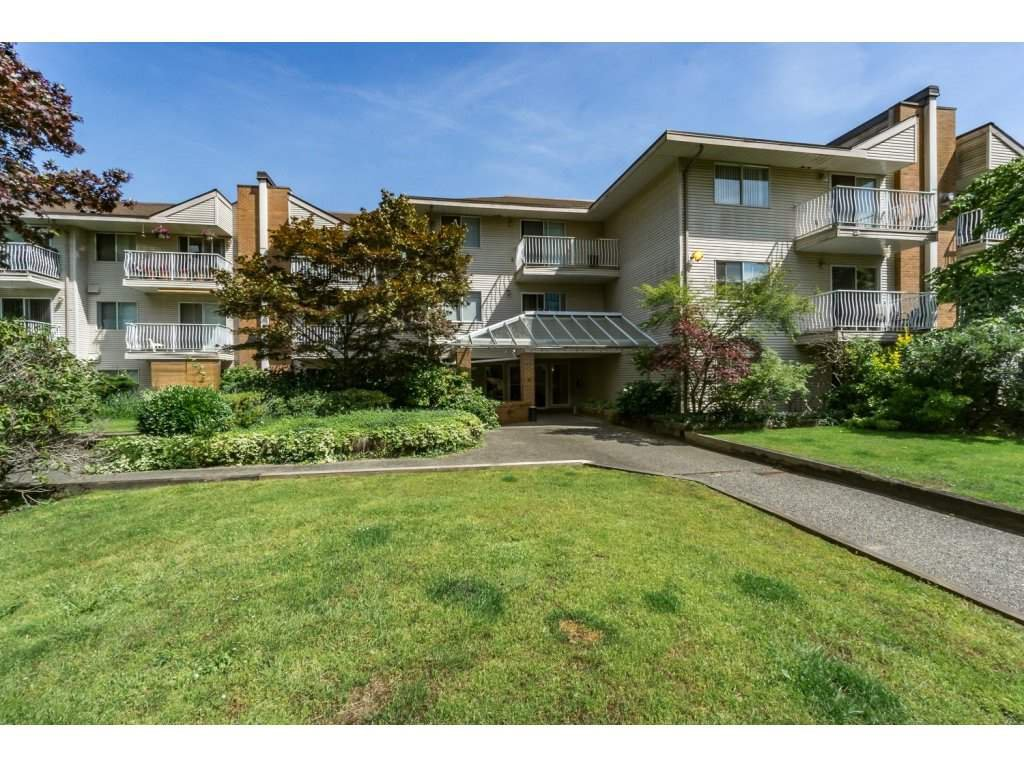 "Main Photo: 214 1187 PIPELINE Road in Coquitlam: New Horizons Condo for sale in ""PINECOURT"" : MLS®# R2078729"