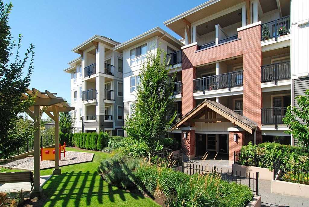 """Main Photo: D102 8929 202ND Street in Langley: Walnut Grove Condo for sale in """"The Grove"""" : MLS®# R2093509"""