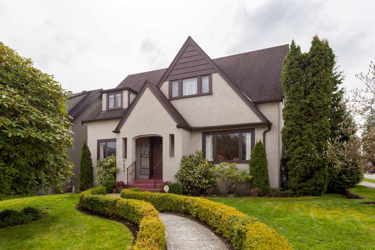 Main Photo: 2696 W 31ST Avenue in Vancouver: MacKenzie Heights House for sale (Vancouver West)  : MLS®# R2256379