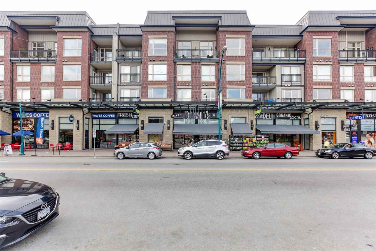 Main Photo: 208 2627 SHAUGHNESSY STREET in : Central Pt Coquitlam Condo for sale : MLS®# R2248513