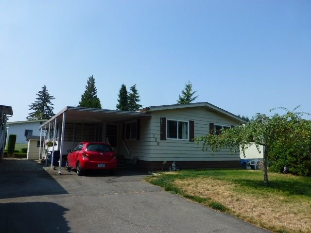 "Main Photo: 138 3665 244 Street in Langley: Otter District Manufactured Home for sale in ""LANGLEY GROVE ESTATES"" : MLS®# R2306530"