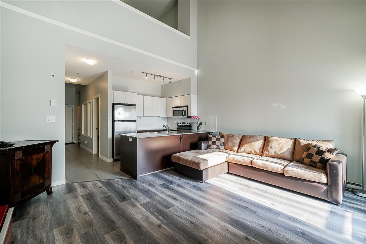 "Main Photo: 411 13733 107A Avenue in Surrey: Whalley Condo for sale in ""Quattro"" (North Surrey)  : MLS®# R2326418"