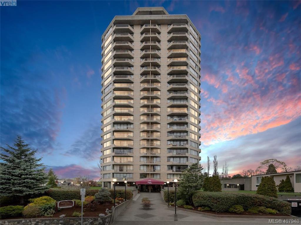 Main Photo: 1505 620 Toronto St in VICTORIA: Vi James Bay Condo Apartment for sale (Victoria)  : MLS®# 810561