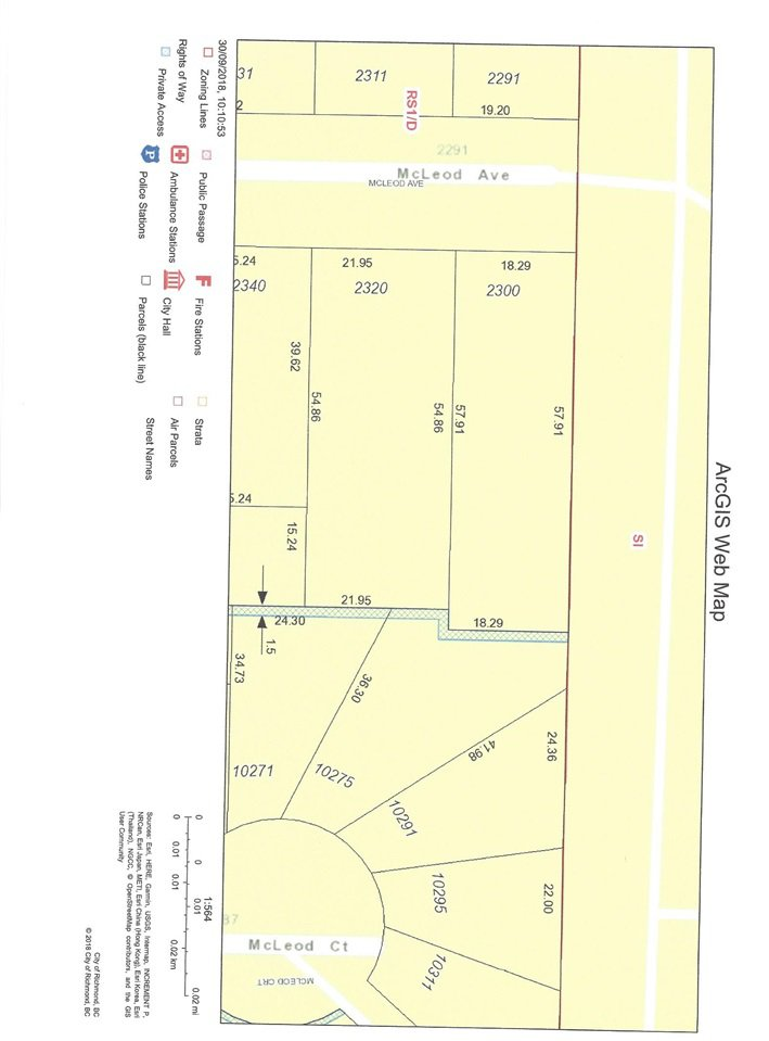 Main Photo: 2300 MCLEOD Avenue in Richmond: Bridgeport RI House for sale : MLS®# R2370426