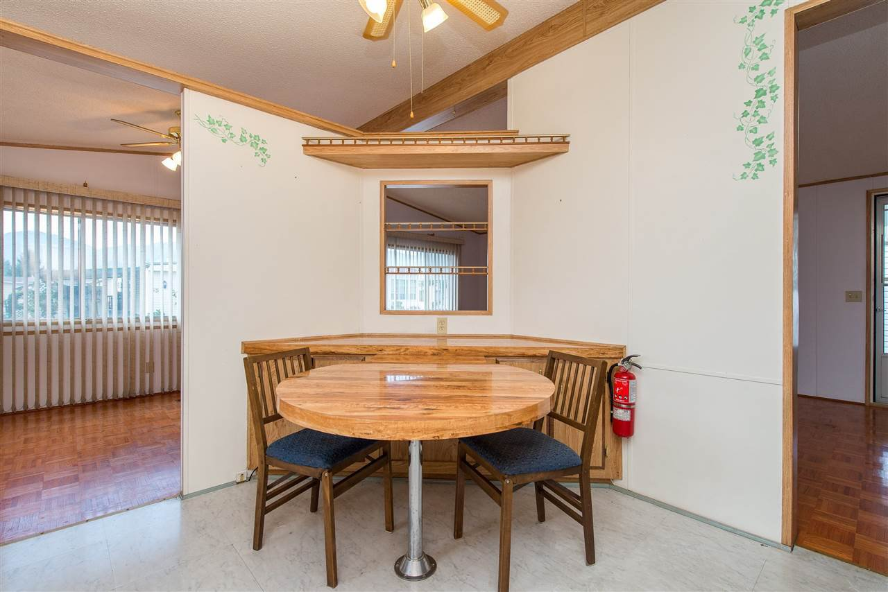 Photo 13: Photos: 70 9055 ASHWELL Road in Chilliwack: Chilliwack W Young-Well Manufactured Home for sale : MLS®# R2373722