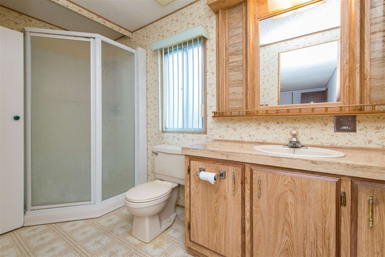 Photo 18: Photos: 70 9055 ASHWELL Road in Chilliwack: Chilliwack W Young-Well Manufactured Home for sale : MLS®# R2373722