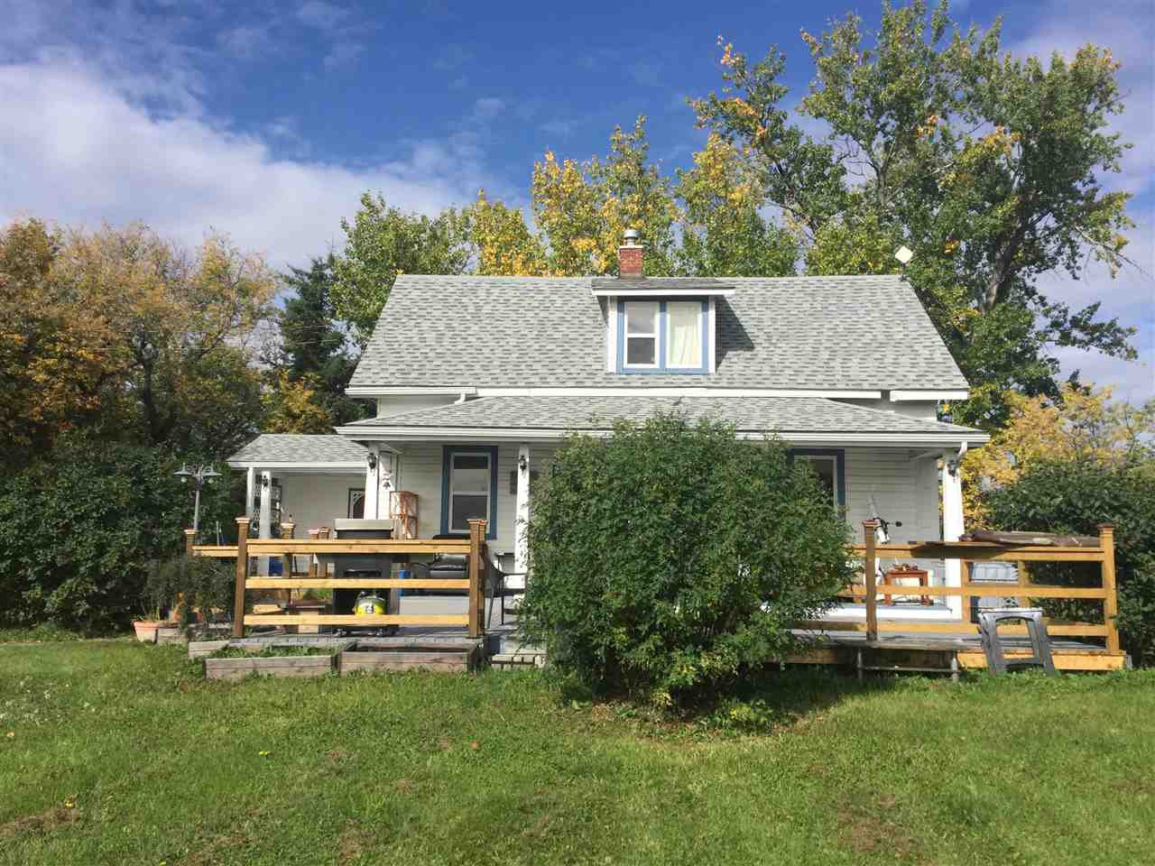 Main Photo: 20580 Twp Rd 602: Rural Thorhild County House for sale : MLS®# E4178440