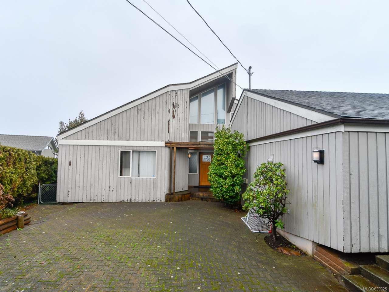 Main Photo: 517 S McLean St in CAMPBELL RIVER: CR Campbell River Central Single Family Detached for sale (Campbell River)  : MLS®# 839325