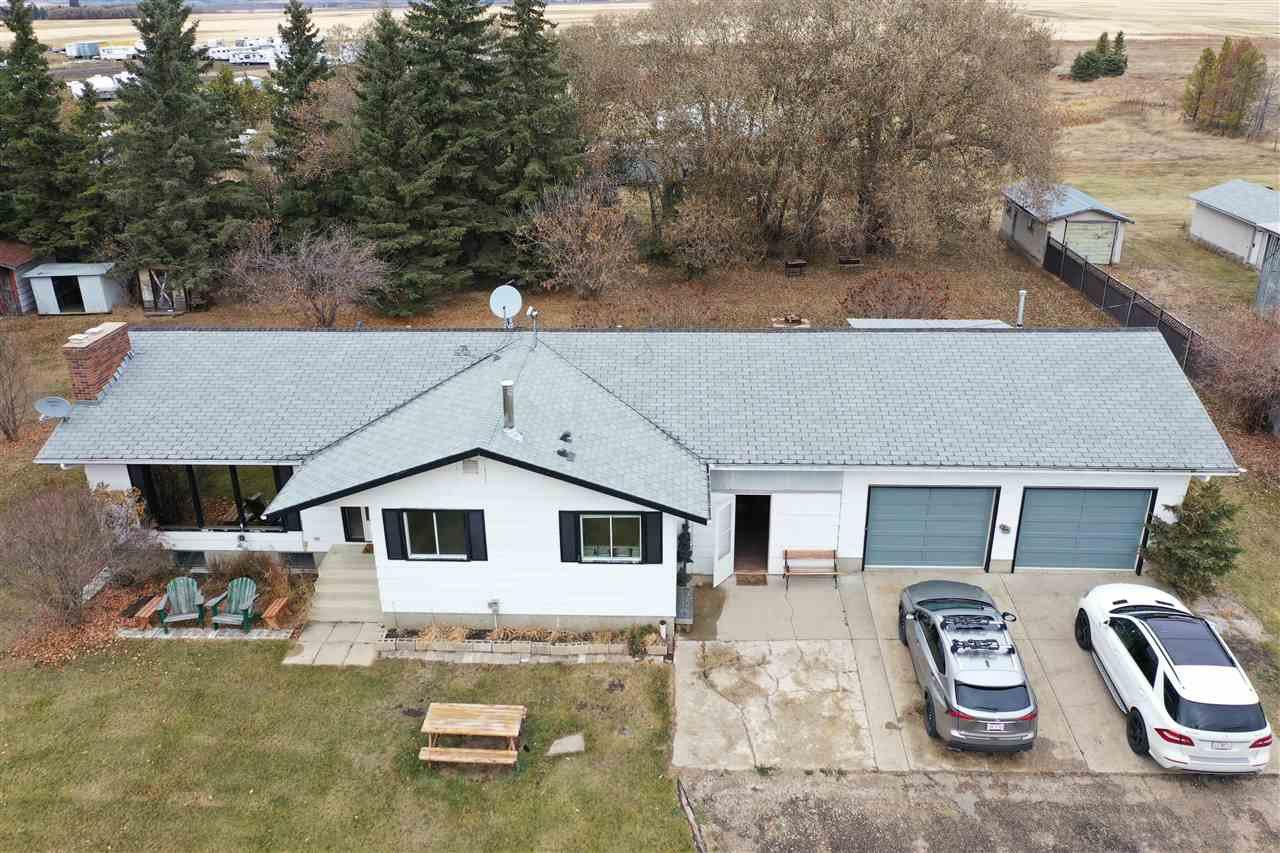 Main Photo: 24024 HWY 37: Rural Sturgeon County House for sale : MLS®# E4219082