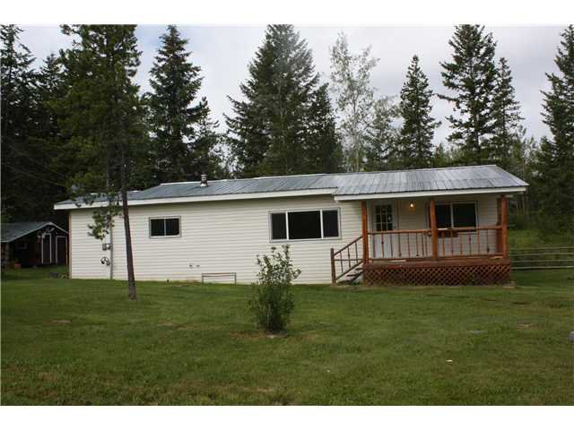 Main Photo: 3039 LIKELY Road in Williams Lake: Horsefly Manufactured Home for sale (Williams Lake (Zone 27))  : MLS®# N208324