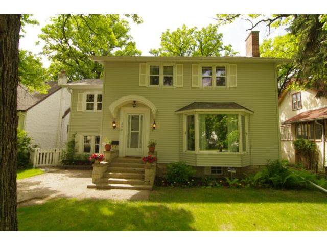 Main Photo: 290 Overdale Street in WINNIPEG: St James Residential for sale (West Winnipeg)  : MLS®# 1111764