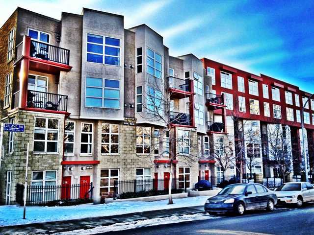 Main Photo: 134 315 24 Avenue SW in CALGARY: Mission Townhouse for sale (Calgary)  : MLS®# C3501944