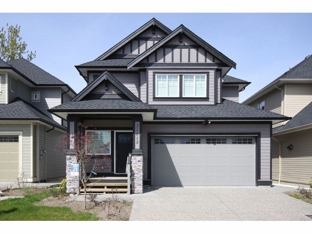 Main Photo: 21015 80A Avenue in Langley: Willoughby Heights House for sale : MLS®# F1308420