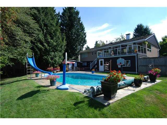Main Photo: 5163 DENNISON DR in Tsawwassen: Tsawwassen Central House for sale : MLS®# V1028860