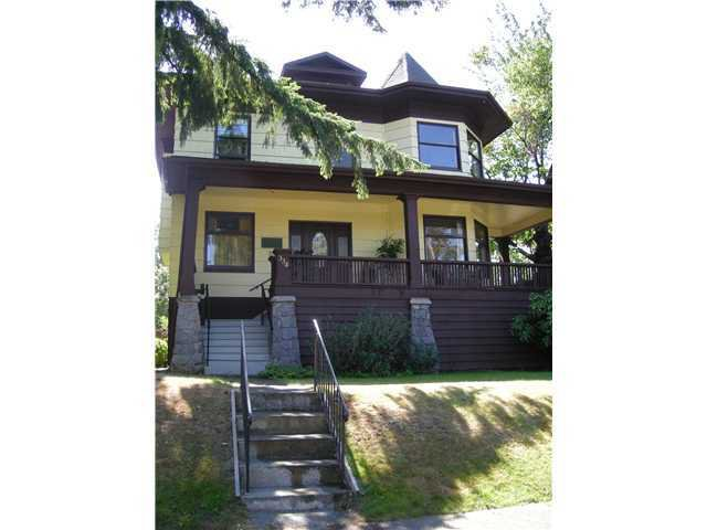 Main Photo: 334 W 14th Ave in Vancouver: Home for sale : MLS®# V887757