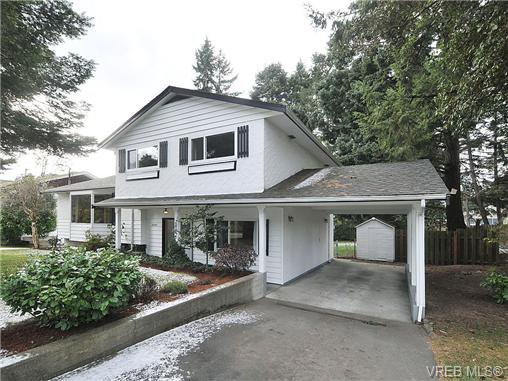 Main Photo: 2882 Hagel Rd in VICTORIA: Co Colwood Lake Single Family Detached for sale (Colwood)  : MLS®# 661613