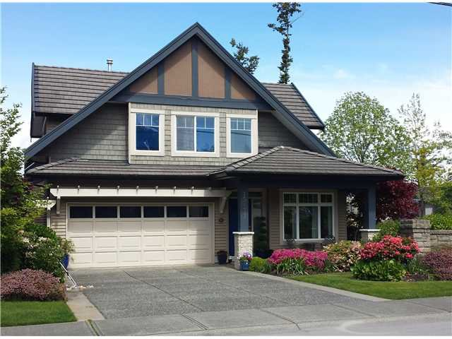 "Main Photo: 15477 36 Avenue in Surrey: Morgan Creek House for sale in ""Rosemary Heights"" (South Surrey White Rock)  : MLS®# F1405773"