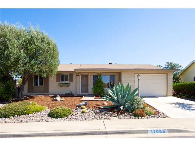 Main Photo: RANCHO BERNARDO House for sale : 2 bedrooms : 12065 Obispo Road in San Diego