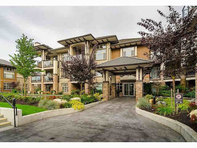 Main Photo: 206 15195 36 Avenue in Surrey: Morgan Creek Condo for sale (South Surrey White Rock)  : MLS®# F1424522