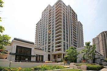 Main Photo: 412 100 Harrison Garden Boulevard in Toronto: Willowdale East Condo for sale (Toronto C14)  : MLS®# C3256596