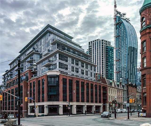 Main Photo: 514 55 E Front Street in Toronto: Church-Yonge Corridor Condo for lease (Toronto C08)  : MLS®# C3268522